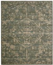 Nourison Transitional Silk Elements Area Rug Collection