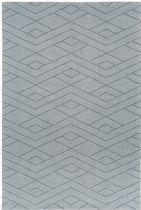 PlushMarket Solid/Striped Attingal Area Rug Collection