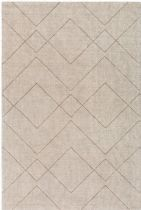 FaveDecor Solid/Striped Yraoding Area Rug Collection