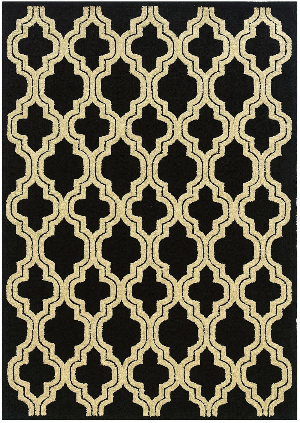 linon le soleil indoor/outdoor area rug collection