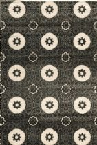 Linon Transitional Prisma Area Rug Collection