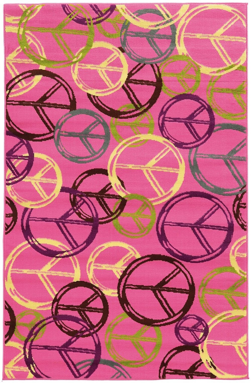 linon tween kids area rug collection