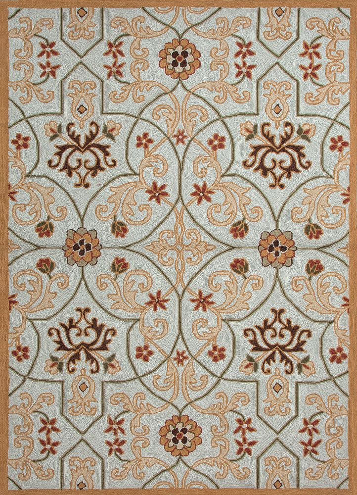 jaipur barcelona i-o indoor/outdoor area rug collection