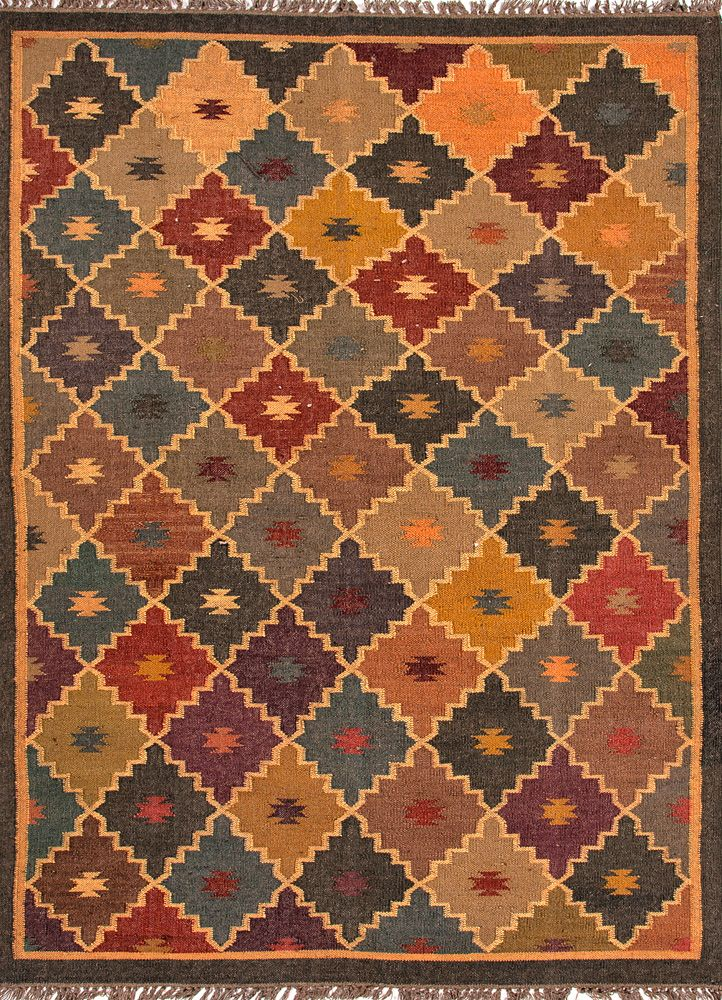 jaipur bedouin southwestern/lodge area rug collection