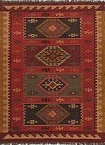 Jaipur Southwestern/Lodge Bedouin Area Rug Collection