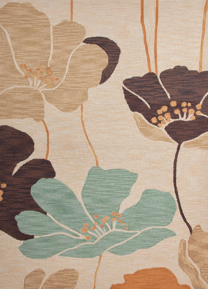 jaipur brio country & floral area rug collection