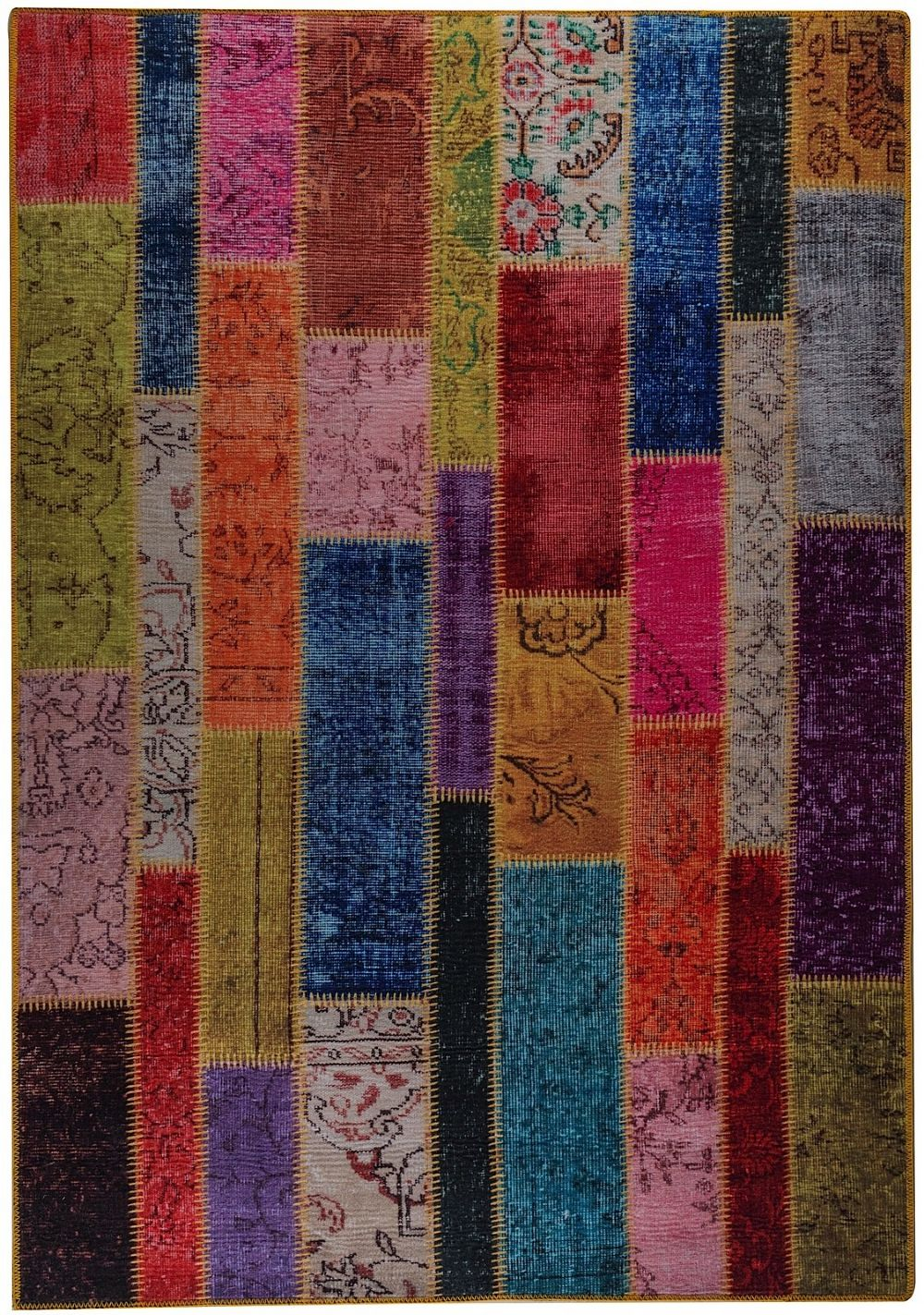 ma trading patchwork contemporary area rug collection