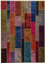 MA Trading Contemporary Patchwork Area Rug Collection