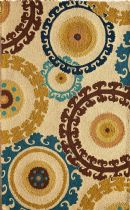Rugs America Indoor/Outdoor Lenai Area Rug Collection