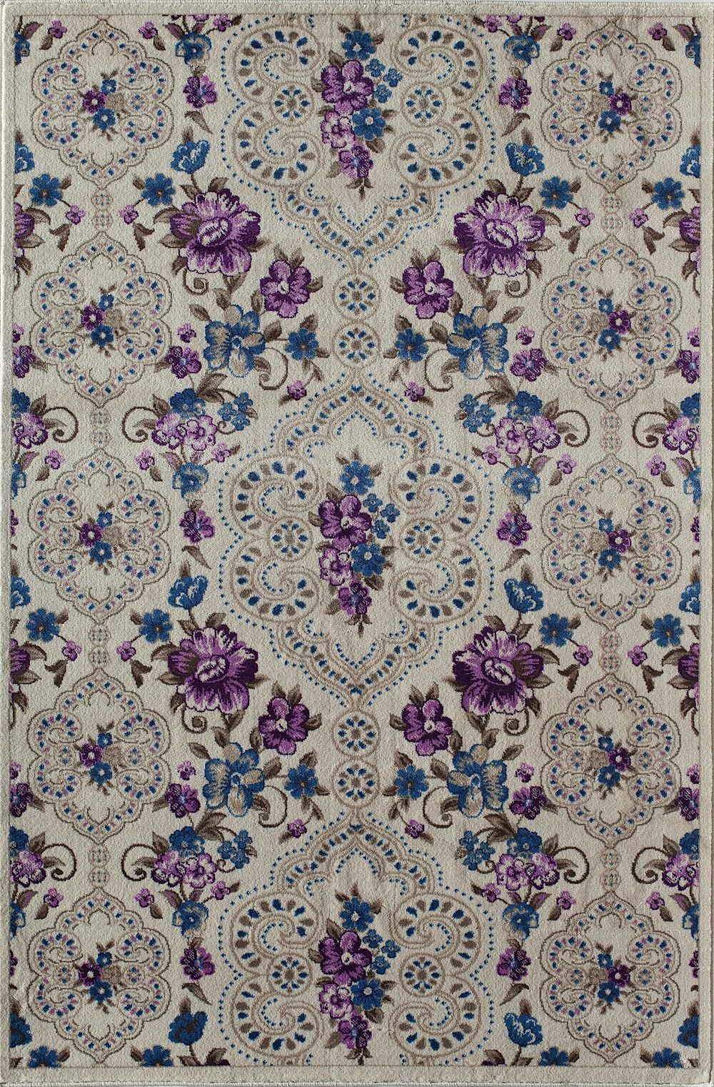 rugs america lotus transitional area rug collection
