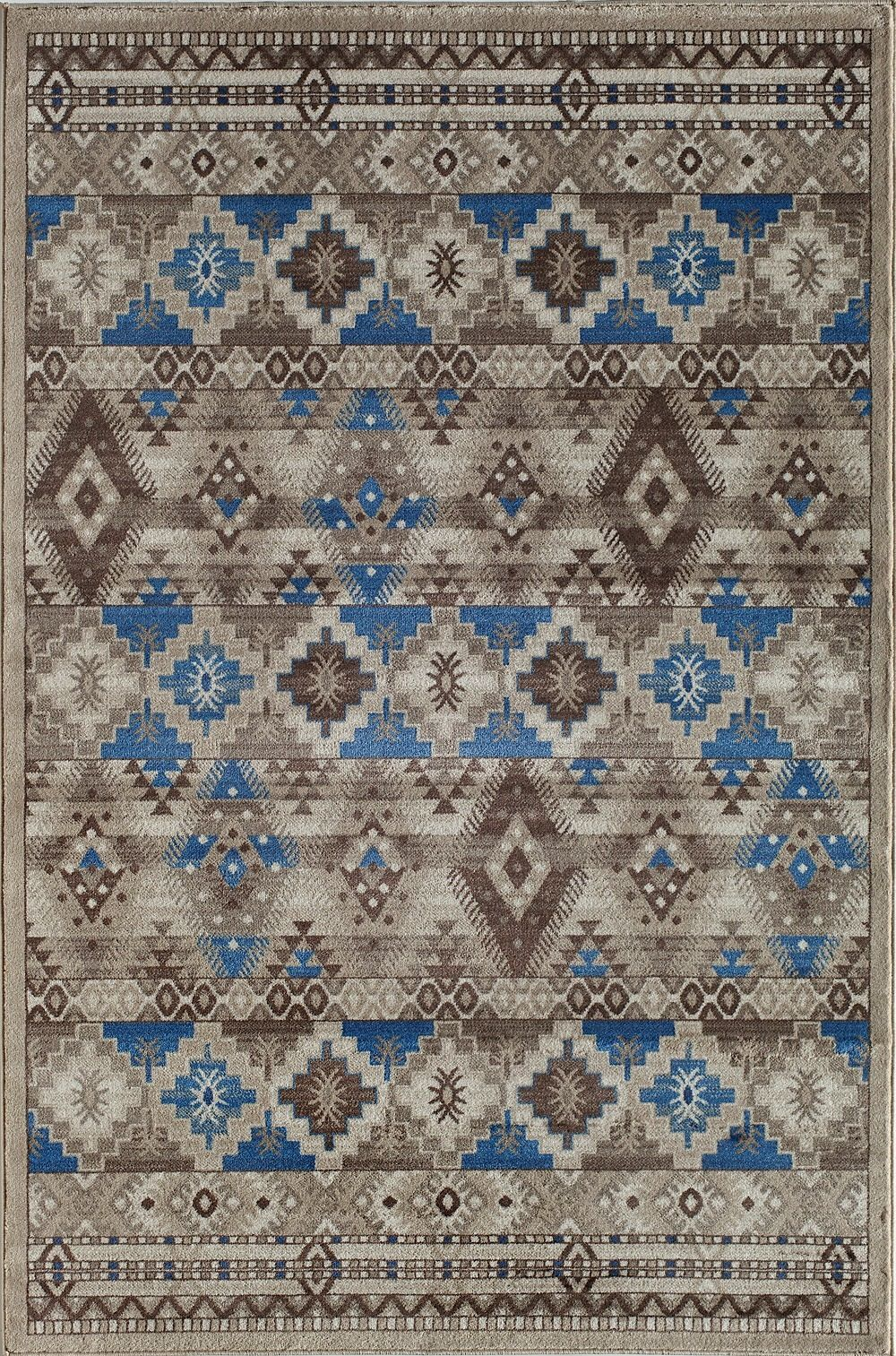 rugs america tahoe southwestern/lodge area rug collection