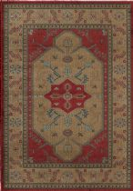 Rugs America Traditional Ziegler Area Rug Collection