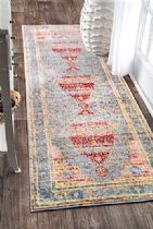 NuLoom Traditional Persian Vintage Katia Area Rug Collection