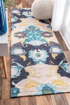 NuLoom Country & Floral Serenity Area Rug Collection