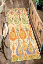 NuLoom Contemporary Ikat Jute Area Rug Collection