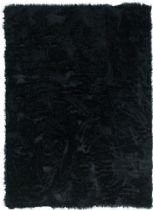 Linon Plush Faux Sheepskin Area Rug Collection