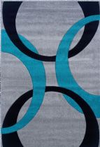 Linon Contemporary Corfu Area Rug Collection