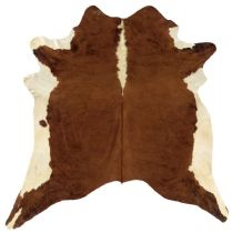Linon Animal Inspirations Cowhide Area Rug Collection