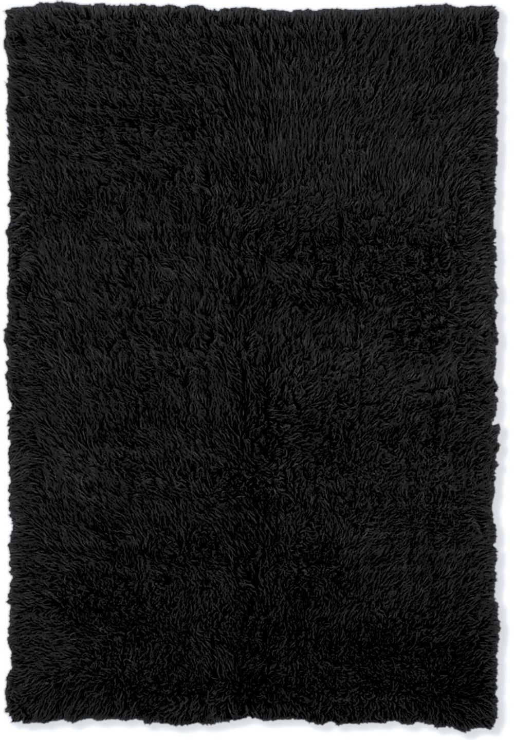 linon flokati shag area rug collection