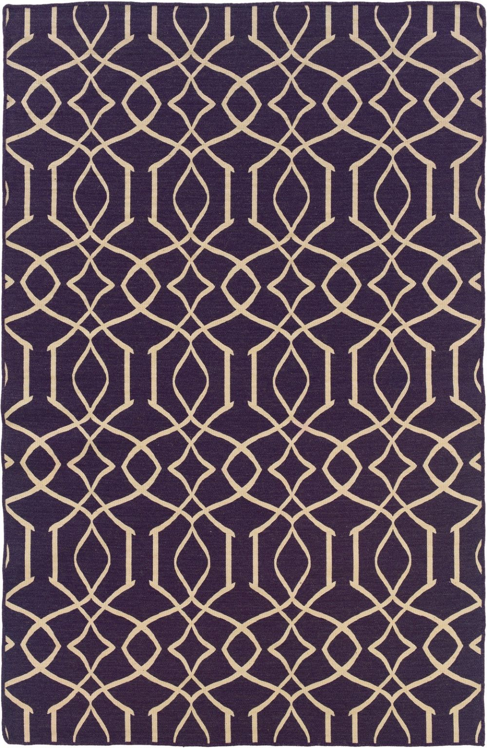 linon salonika contemporary area rug collection