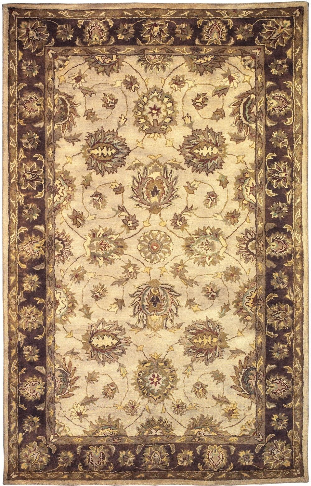linon rosedown traditional area rug collection
