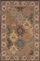 Linon Traditional Soumak Area Rug Collection