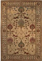 Linon Traditional Rosedown Area Rug Collection