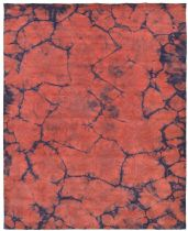LR Resources Contemporary Tiedy Area Rug Collection
