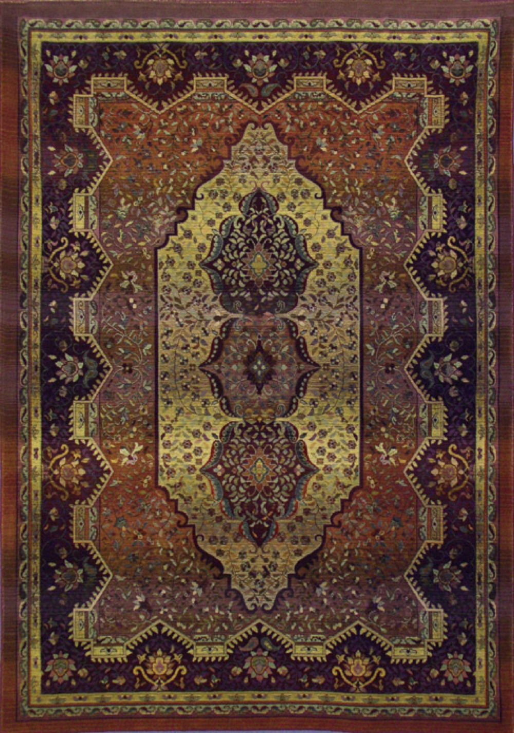 united weavers tapestries european area rug collection