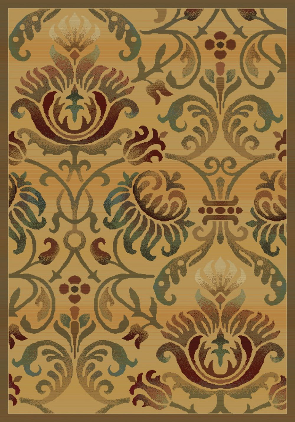 united weavers horizons transitional area rug collection