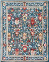 FaveDecor Traditional Lieplas Area Rug Collection