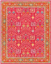 Surya Traditional Fire Work Area Rug Collection