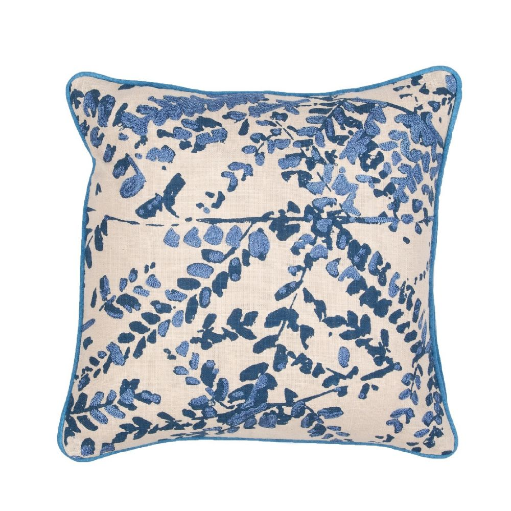 jaipur en casa country & floral decorative pillow collection
