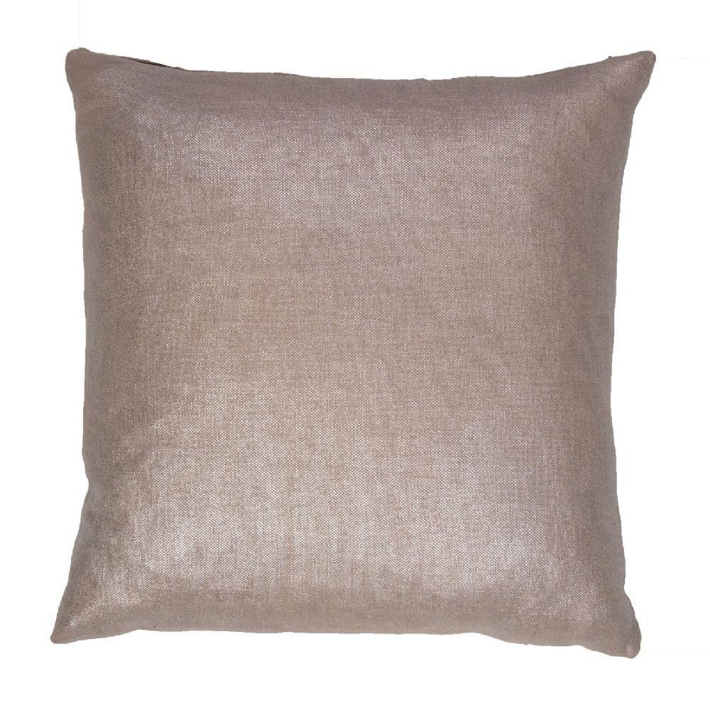 jaipur shimmer solid/striped decorative pillow collection