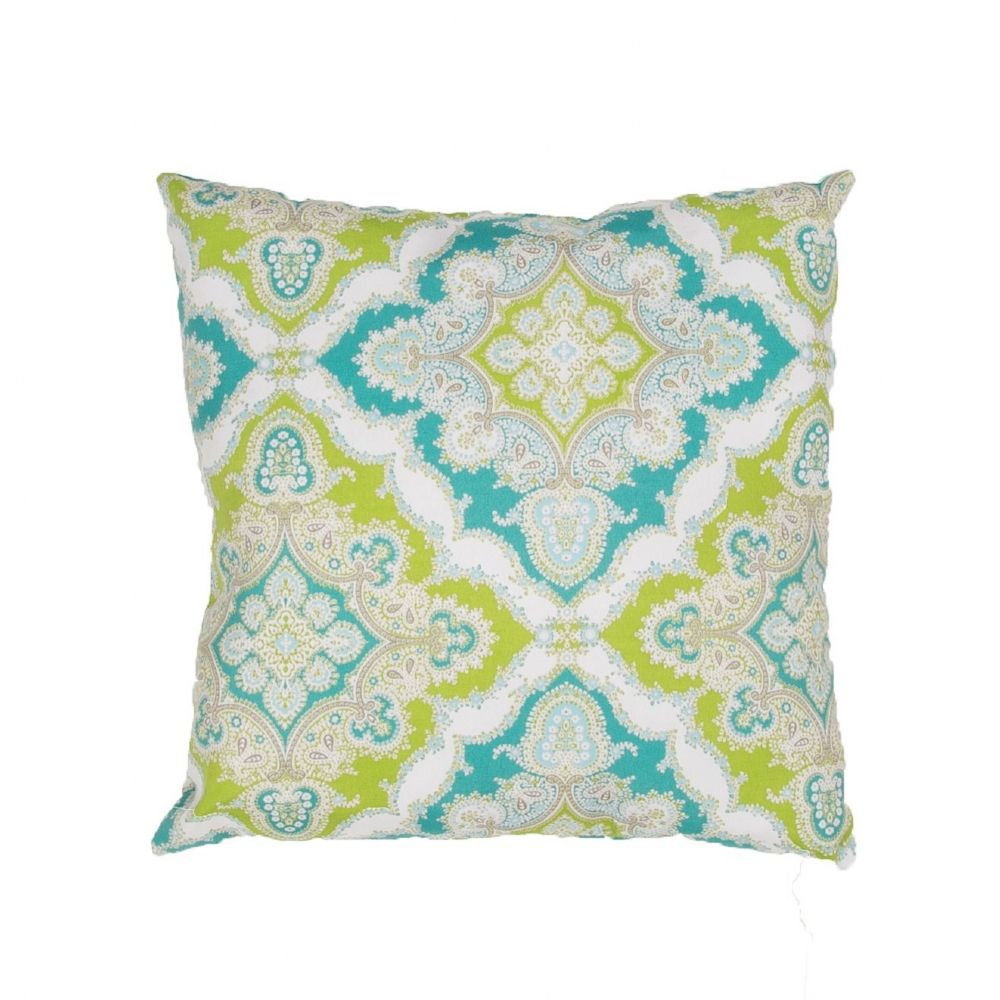 jaipur veranda country & floral decorative pillow collection