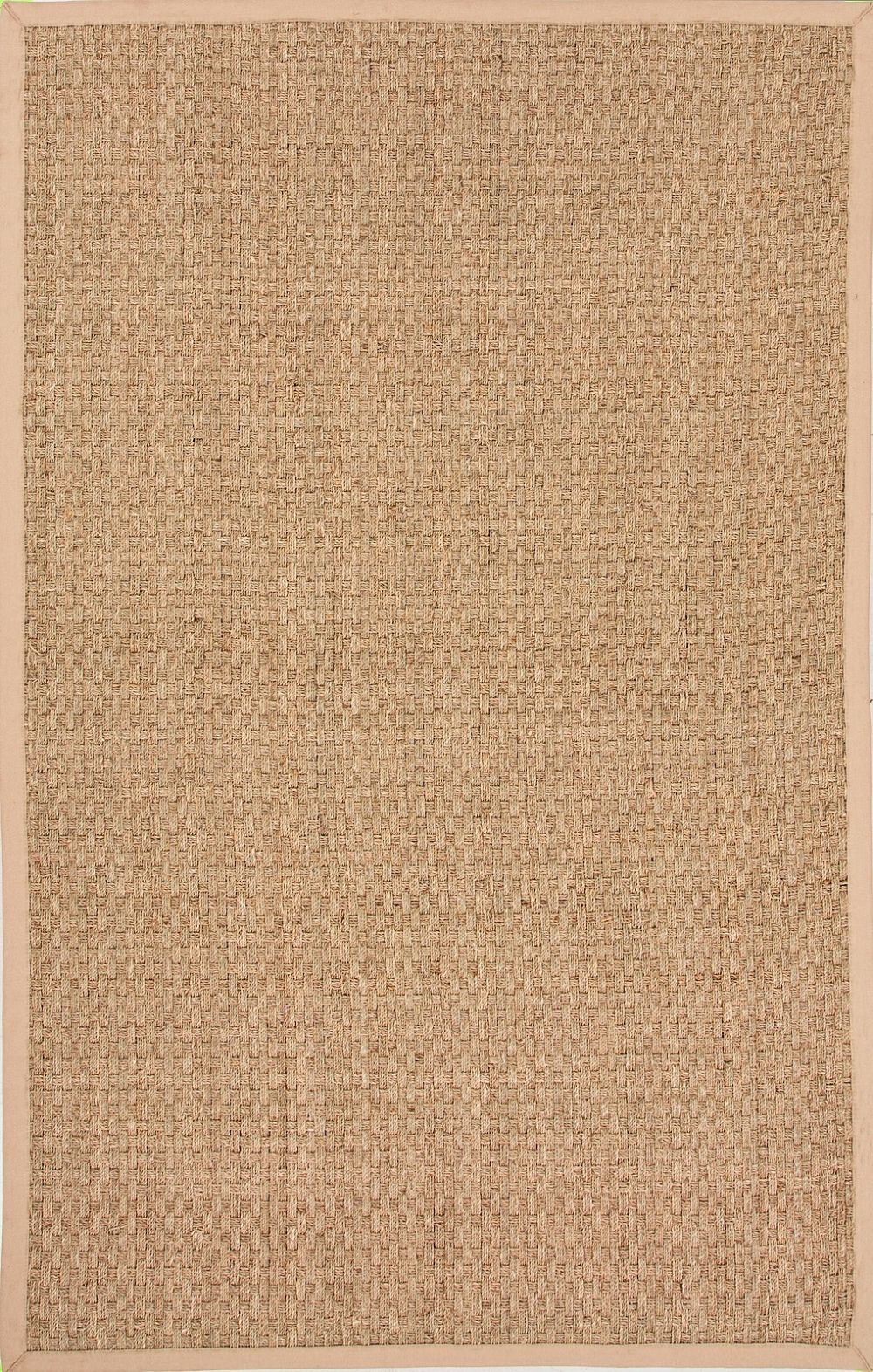 jaipur basket weave natural fiber area rug collection