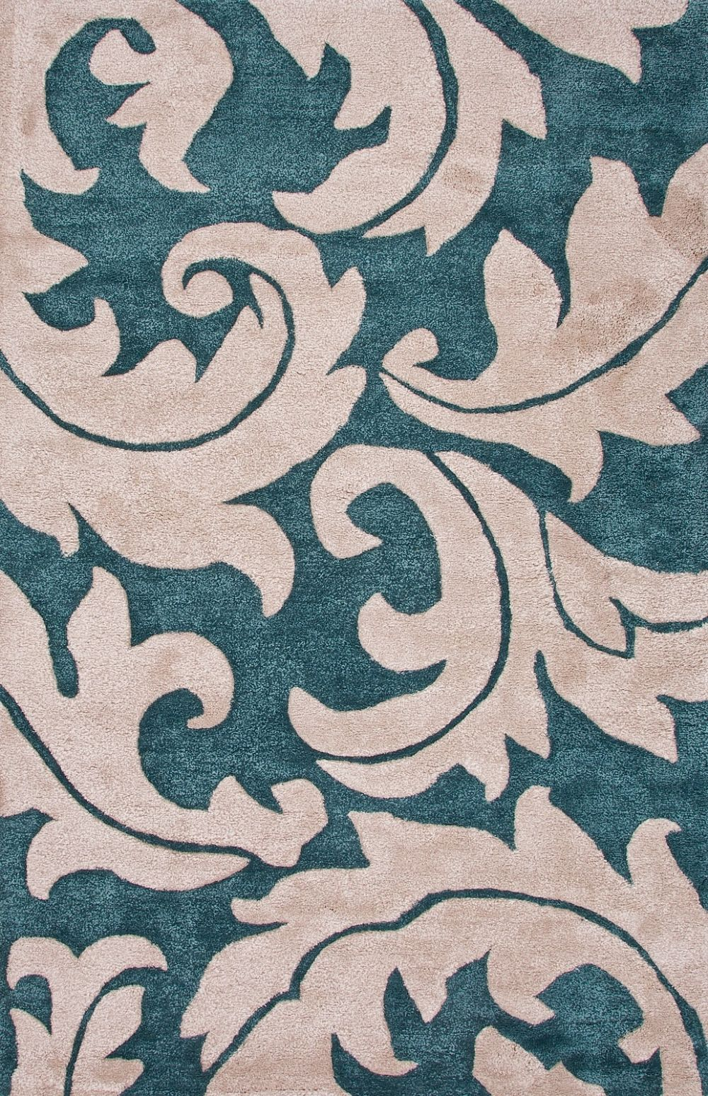 jaipur blue transitional area rug collection
