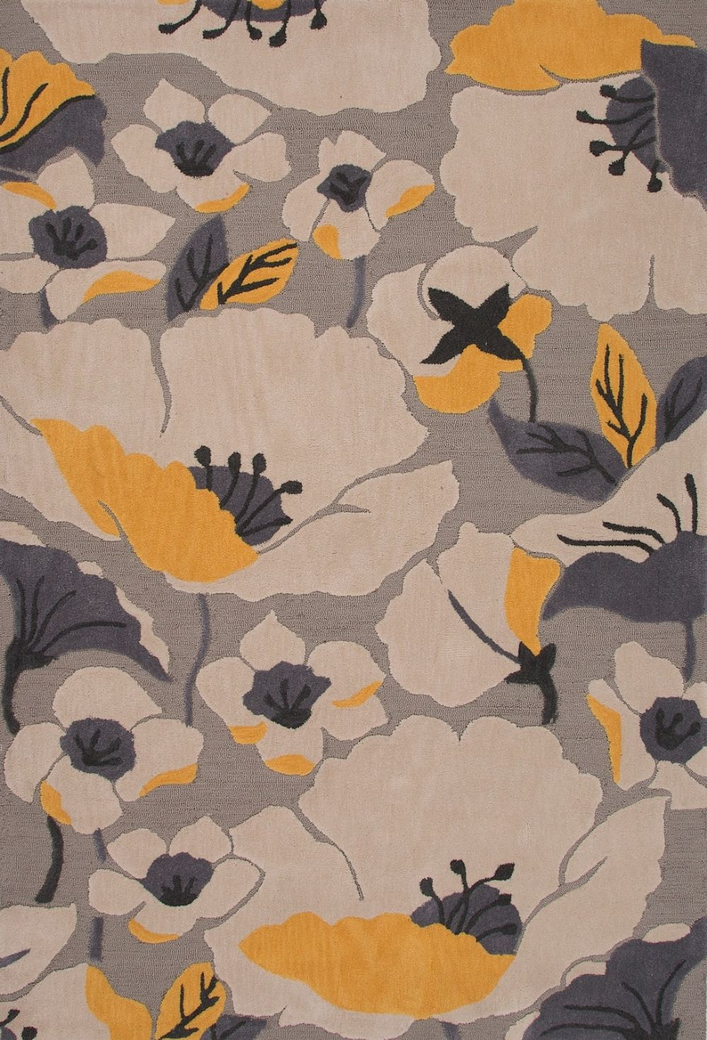 jaipur flora contemporary area rug collection