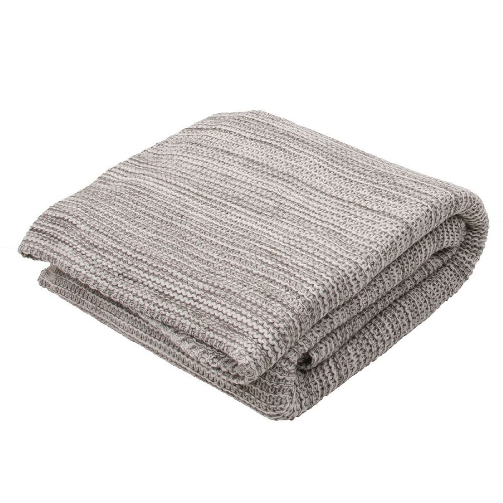 jaipur gem solid/striped throw collection