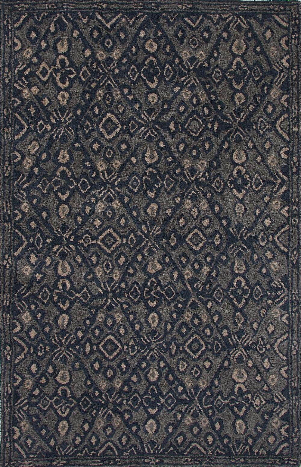 jaipur traditions made modern tufted contemporary area rug collection