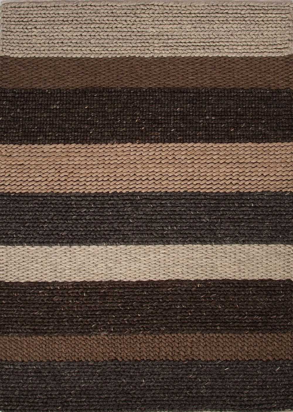 jaipur shelton solid/striped area rug collection