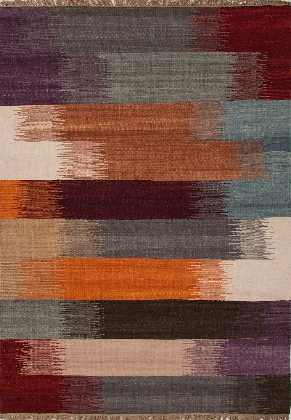jaipur spectra solid/striped area rug collection