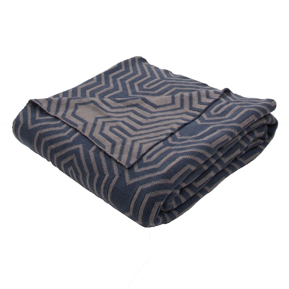 jaipur trinity contemporary throw collection