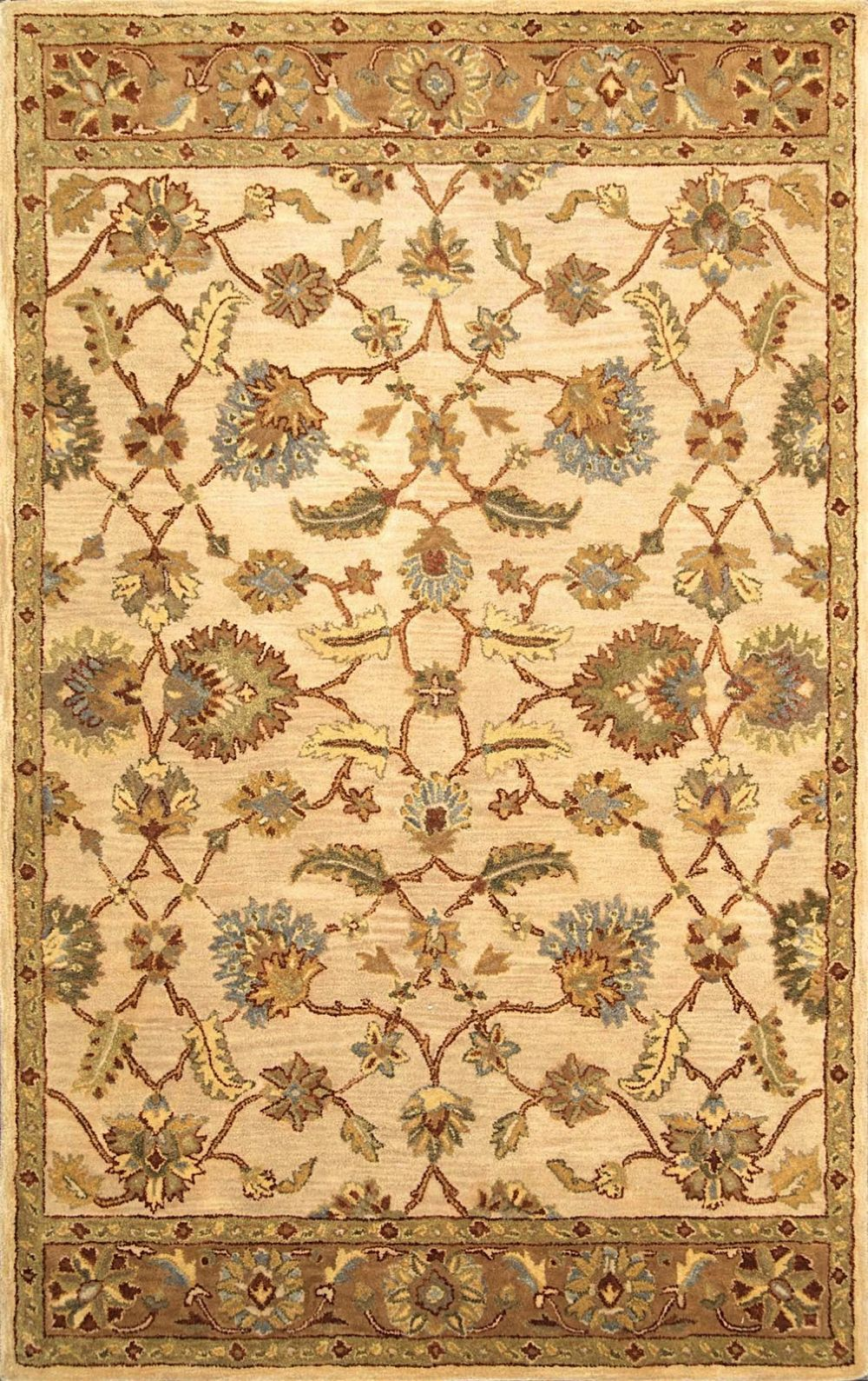 nuloom hugh traditional area rug collection
