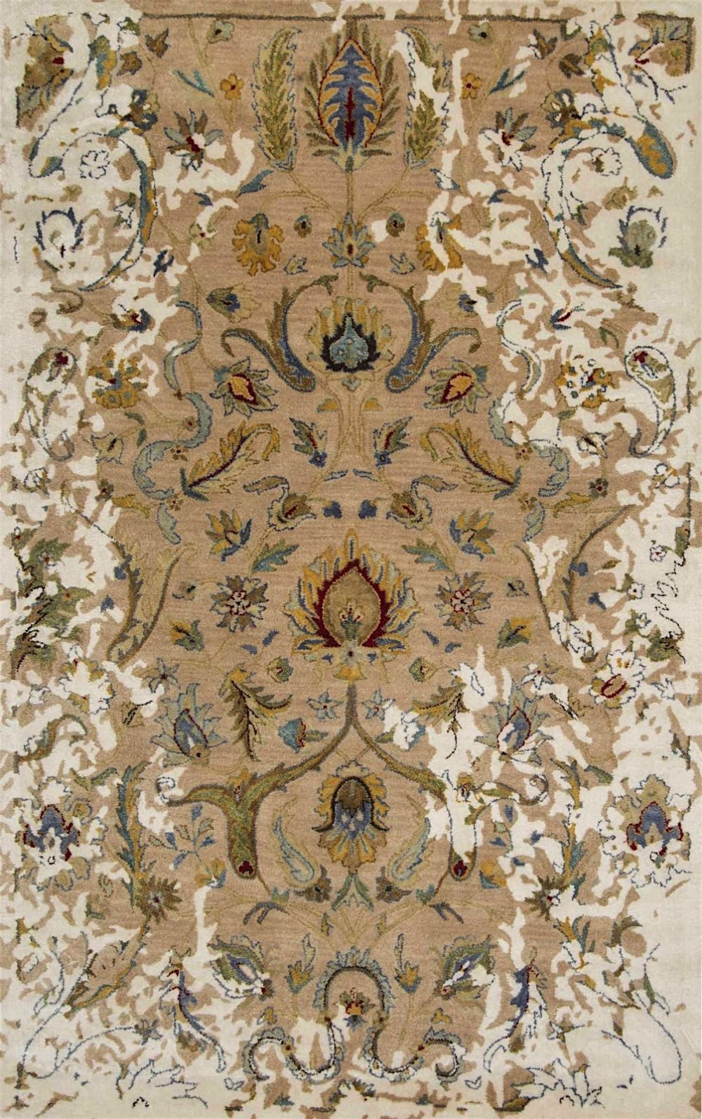 nuloom willard traditional area rug collection