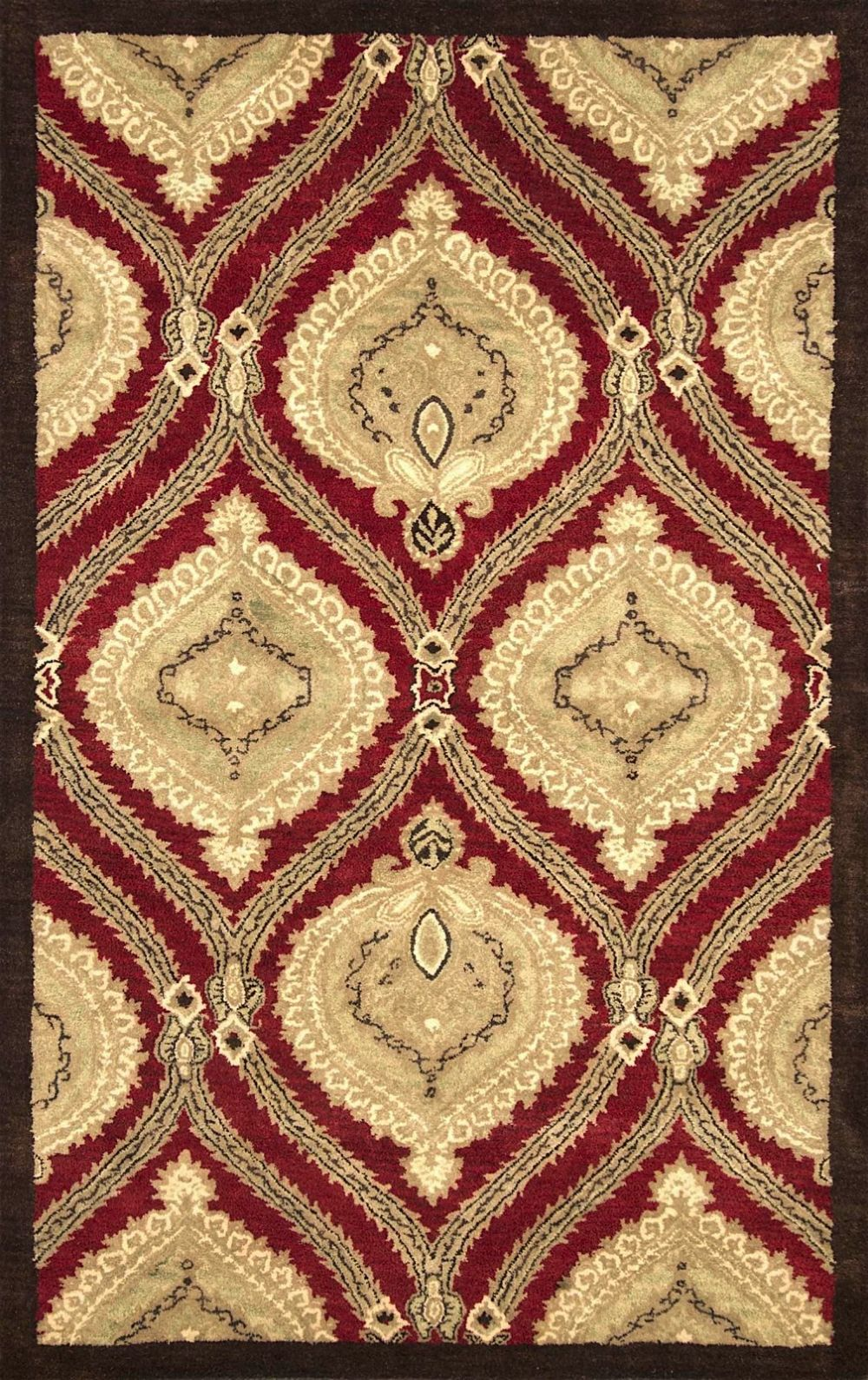 nuloom gertrude transitional area rug collection