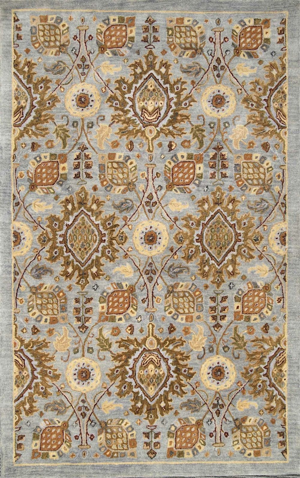 nuloom earl traditional area rug collection