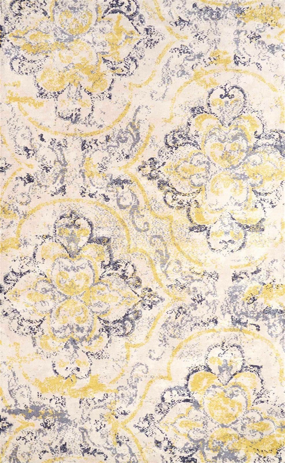 nuloom radiante wash country & floral area rug collection