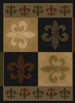 United Weavers Transitional China Garden Area Rug Collection