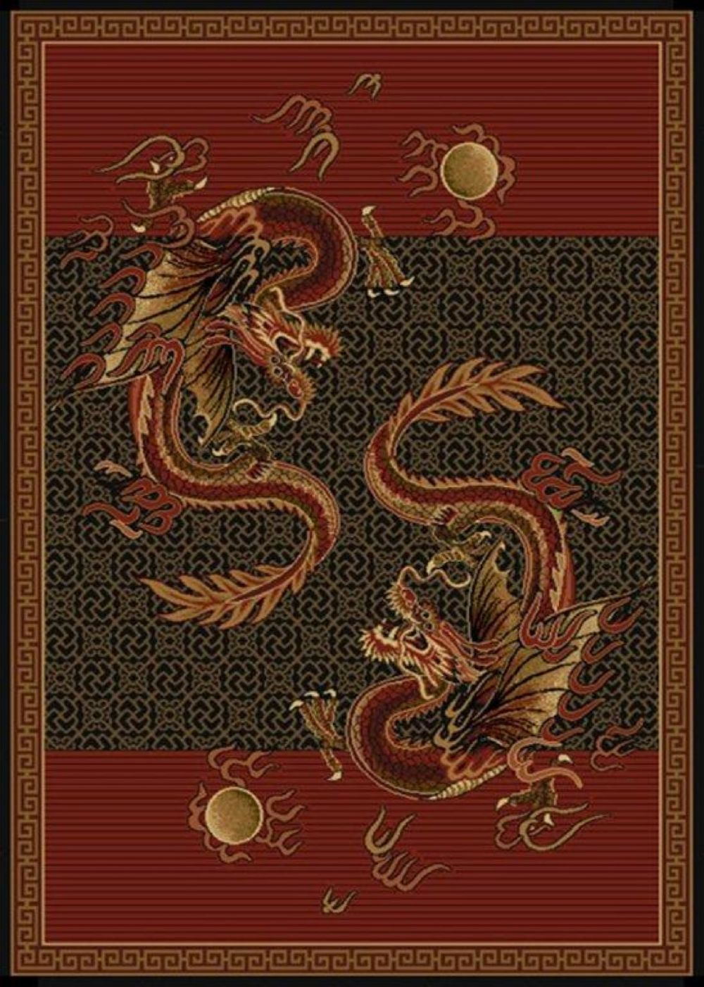 united weavers china garden novelty area rug collection